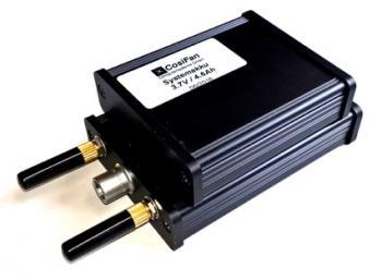 CosiFan präsentiert neuen GNSS Empfänger